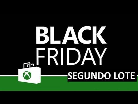 Black Friday - 2º Lote de Promoções na Xbox Live - Xbox 360 e One AO VIVO!!!