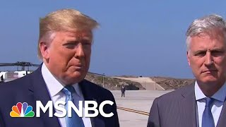 President Donald Trump Asked If He Would Attack Iran With Nuclear Weapons | The Last Word | MSNBC