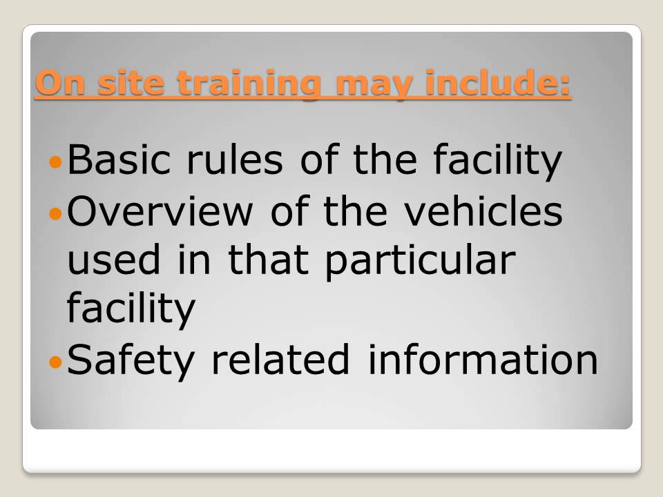 Forklift Certification: training and you - YouTube