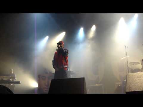 Arriver de La Fouine Concert à Amiens 16.12.2011
