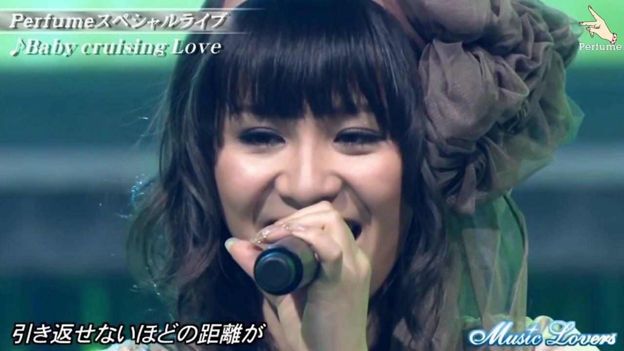 Perfume マカロニ初披露!