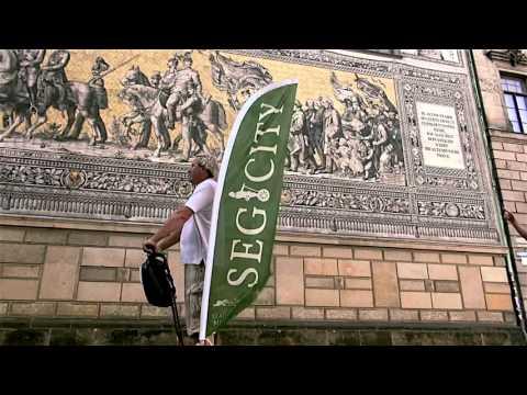 Dresden-Tour auf Rädern - SEG-CITY: Die Stadtführungen mit dem Segway