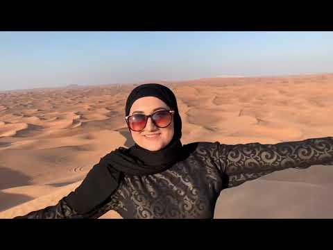 Desert Safari (Dune bashing, BBQ dinner, belly dance and so much more)