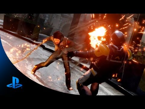 Infamous: Second Son dev diary talks harnessing the DualShock 4