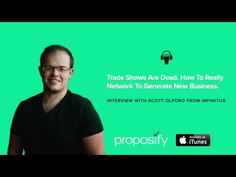 Trade Shows Are Dead  How To Really Network To Generate New Business - ADB-002