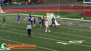 RFH Varsity Girls Lacrosse Elizabeth Scarrone Goal 05/24/2015