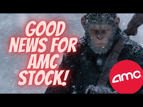 GREAT NEWS FOR AMC STOCK! 🚀🚀