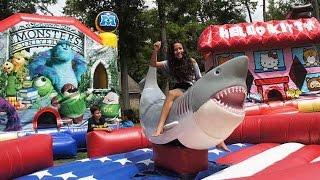 Moonwalk Rentals in Houston, Texas - Sky High Party Rentals