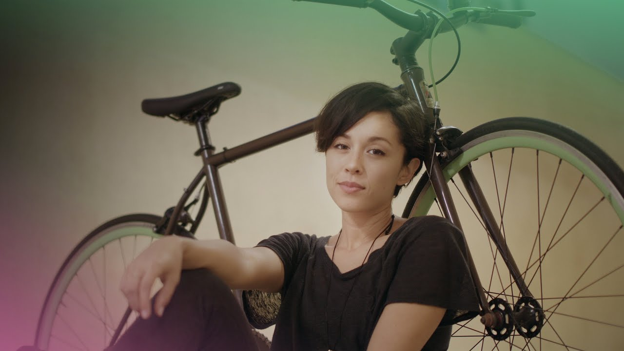 CHEAP THRILLS - SIA - Played on a BICYCLE - KHS & Kina Grannis ...