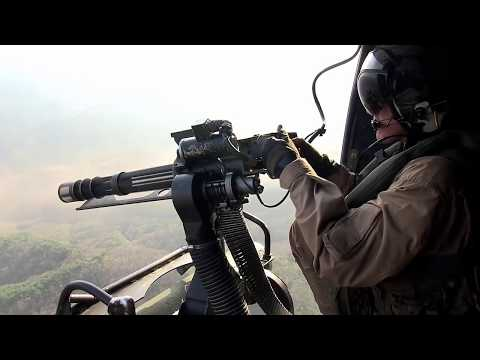 Close Air Support • Door Gunner