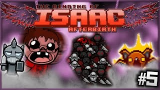 The Binding of Isaac: Afterbirth - Adorable Knife Demons! (Episode 5 - Greed Mode)
