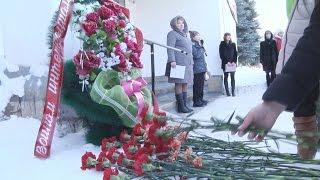 В Амзе появились мемориальные доски участникам боевых действий в Афганистане