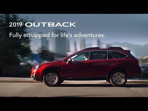 2019 Subaru Outback – Stay Safe