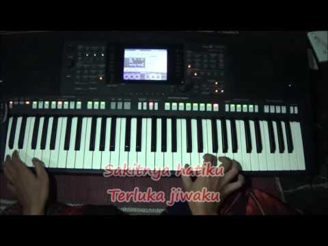 Karaoke Cinta dan Dilema Organ Tunggal tanpa Vokal dengan Lirik Ikke Nurjanah