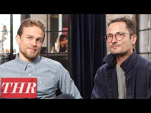 'Papillon' Charlie Hunnam & Michael Noer on The Real Papillon & Current Prison System | TIFF 2017