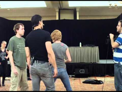 John Wick Fight Scene Choreography Training - YouTube