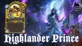 Highlander Prince Value Priest | Hearthstone : Kobolds & Catacombs