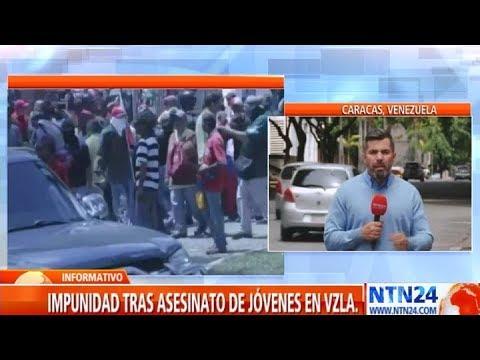 Familiares de caídos en protestas contra gobierno de Maduro siguen sin recibir justicia
