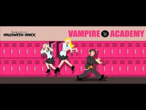 Vampire Academy (WORLDWIDE) by Blockbuster Buster