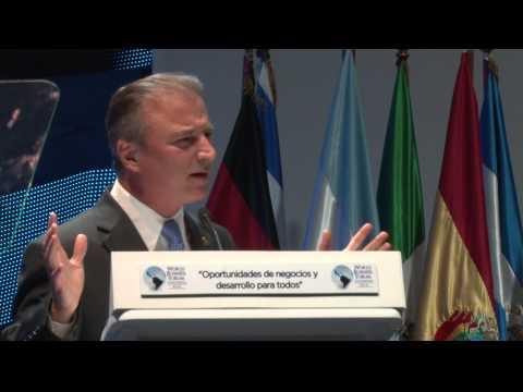 Inauguracion World Business Forum 2014