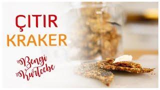 Çıtır Kraker | Kraker Nasıl Yapılır?