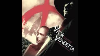 V For Vendetta Soundtrack - 08 - Evey Reborn - Dario Marianelli