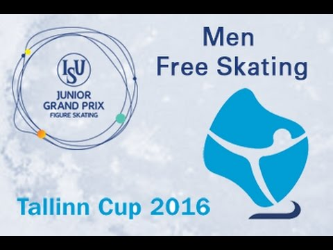 2016 ISU Junior Grand Prix - Tallinn - Men Free Skate