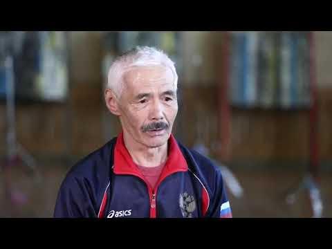 Интервью с бурятскими олимпийцами... Тимур Тучинов, Базар Базаргуруев и тренер Бата Базаров