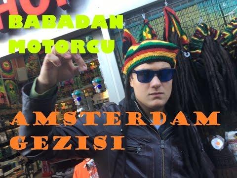 Amsterdam ve Çevresi, Gece Hayatı, Red Light Street