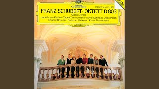 Schubert: Octet In F Major, Op.166, D.803 - 5. Menuetto