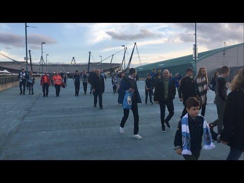 Vlog: Man City 7-2 Stoke City (14/10/17)