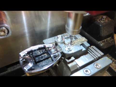vw-ersatzschlüssel-hu-66-rohling-cnc-gesteuert-fräsen