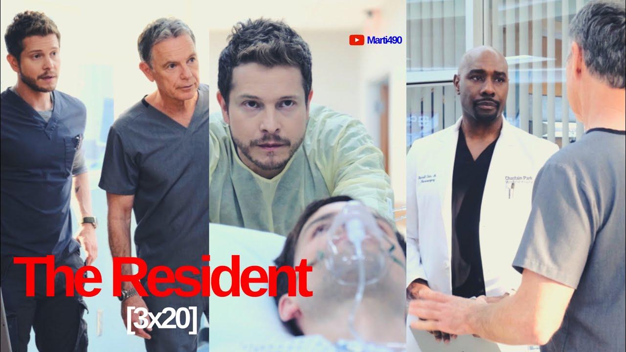 Download The Resident [3x20-Season Finale] II Fall On Me [+Sub ITA]