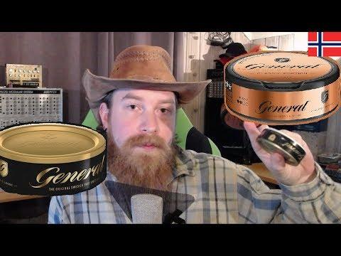 Snusprat - General Løs & Classic Porsjon