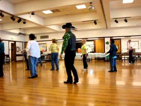 Electric Slide 2  ( Line Dance ) With Music.wmv