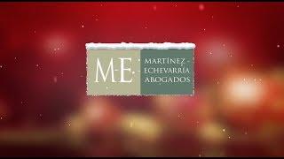 Martínez-Echevarría Abogados - Felicitación de Navidad