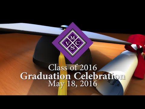 Mesa Valley Community School Graduation 2016