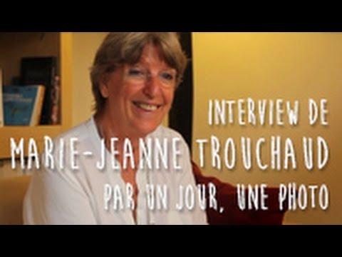 """Interview de Marie-Jeanne Trouchaud par """"Un jour, une photo"""" - thème : la violence à l'école"""