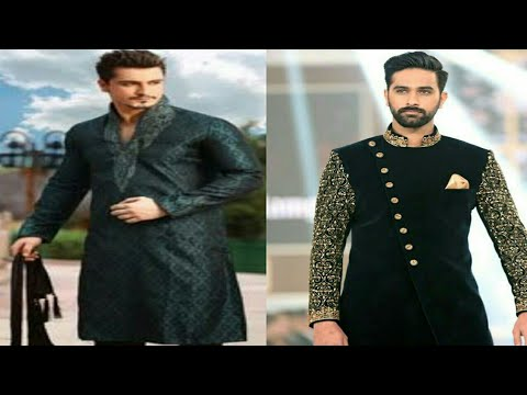 73d1f7f7c3 DESIGNER KURTA DESIGN FOR DIWALI 2017 | MEN'S STYLE. - YouTube
