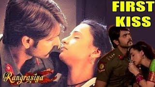 Rangrasiya : Rudra and Paro's FIRST HOT KISS on Television | 10th June 2014 FULL EPISODE