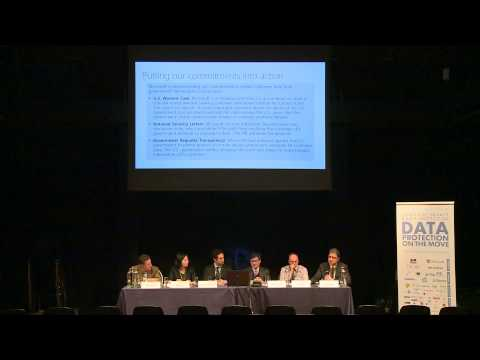 CPDP 2015: Cross-border flow of personal information for financial services.