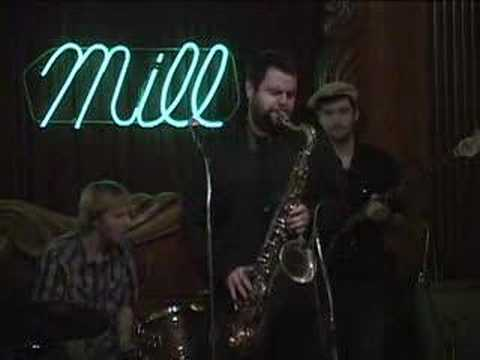 Frank Catalano and the Sextet  mighty burner