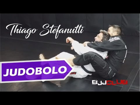 JUDOBOLO com Thiago Stefanutti - Jiu Jitsu - BJJCLUB