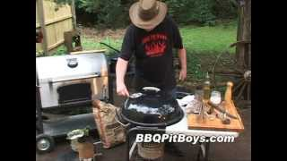 how to barbecue