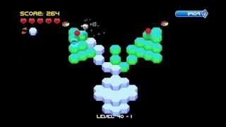 Q*bert Rebooted - Level 40 Complete