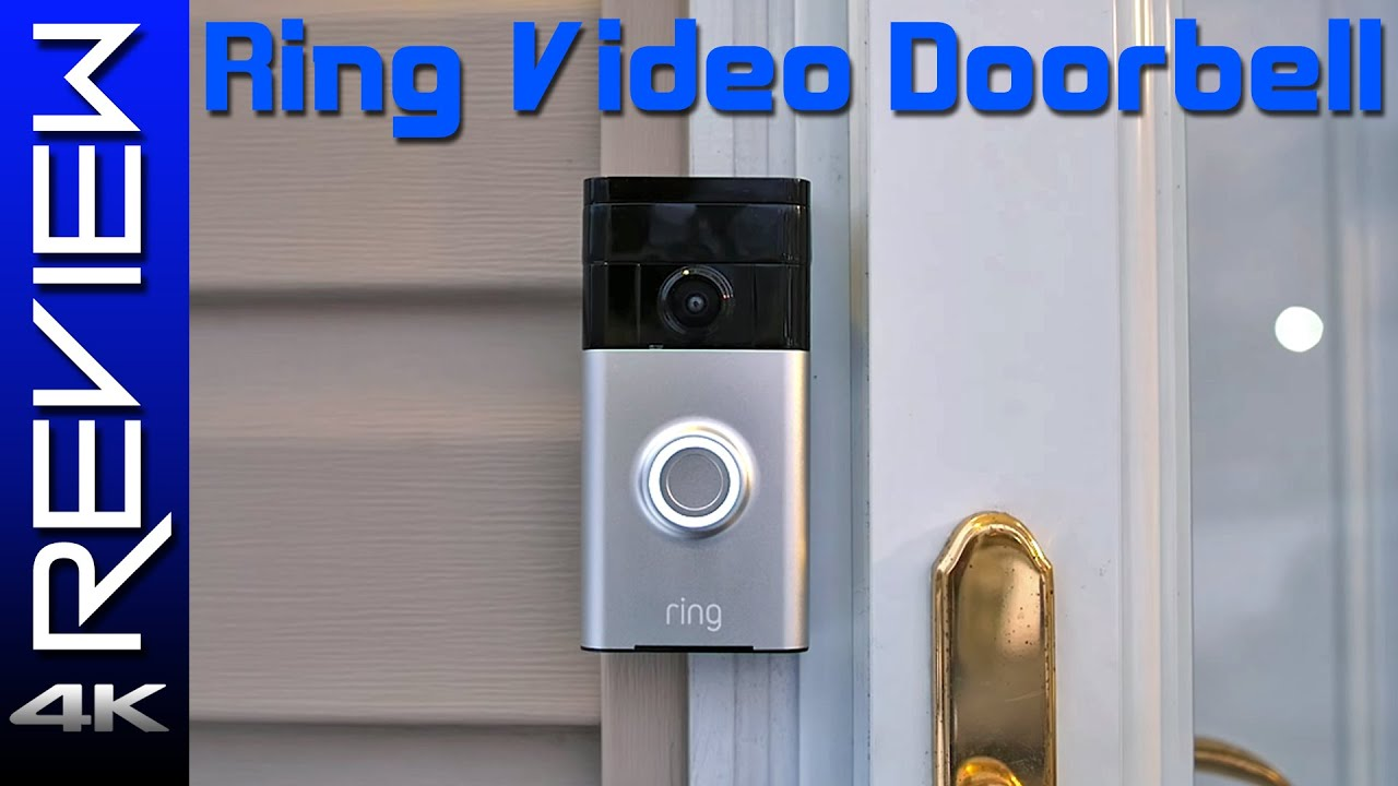 Ring Doorbell Review The Best Doorbell Camera Youtube