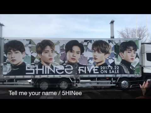 Tell me your name / SHINee