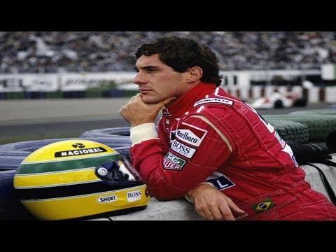 Ayrton Senna | La Vida Del 'Dios Bajo La LLuvia' | #HistoriasF1