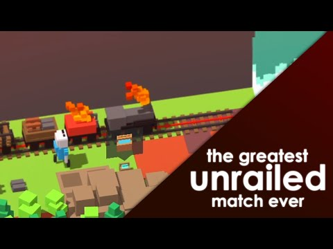 The Greatest Unrailed Match Ever |