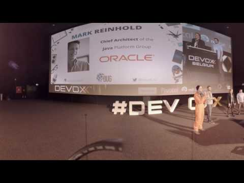 Closing keynote Devoxx Belgium by The Java Council in 360°